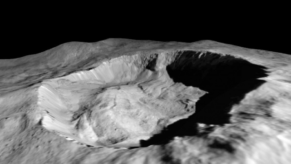 Ceres-Juling-crater