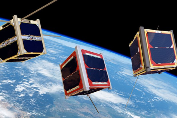 CubeSats_in_space