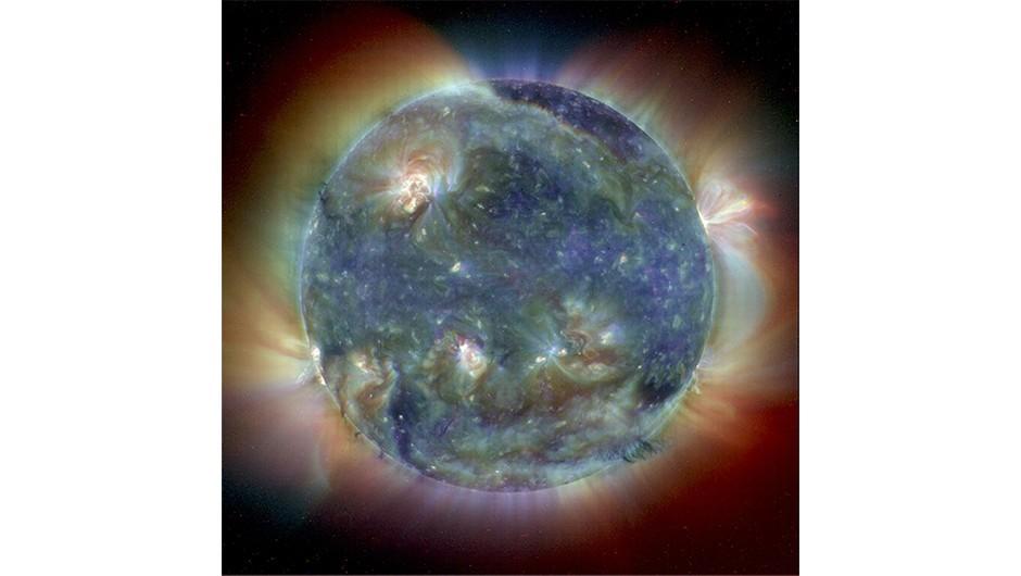 Solar and Heliospheric Observatory (SOHO), 21 March 2016 Credit: SOHO (ESA & NASA)
