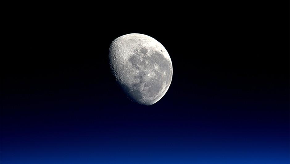 Tim Peake, 4 April 2016 Credit: ESA/NASA