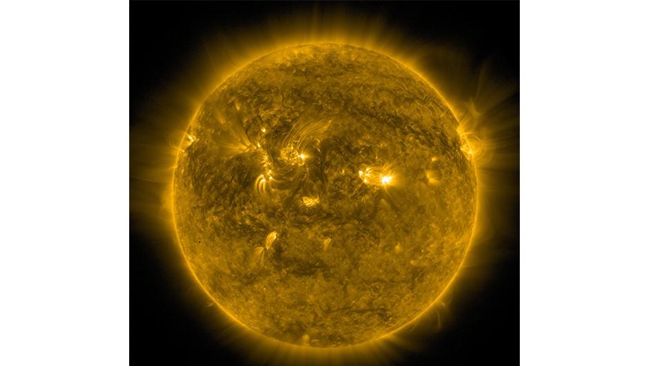 NASA Solar Dynamics Observatory, 9 May 2016Credit: NASA/SDO and the AIA, EVE, and HMI science teams