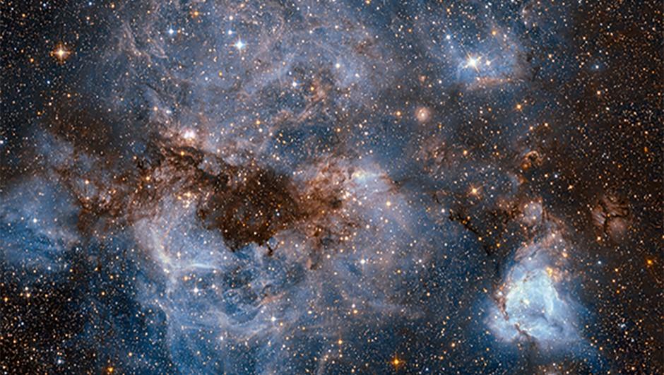 Hubble Space Telescope, 5 September 2016 Credit: ESA/Hubble & NASA