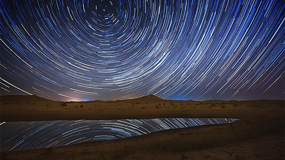 Shard of Night Sky © Haitong Yu (Erdos, China)