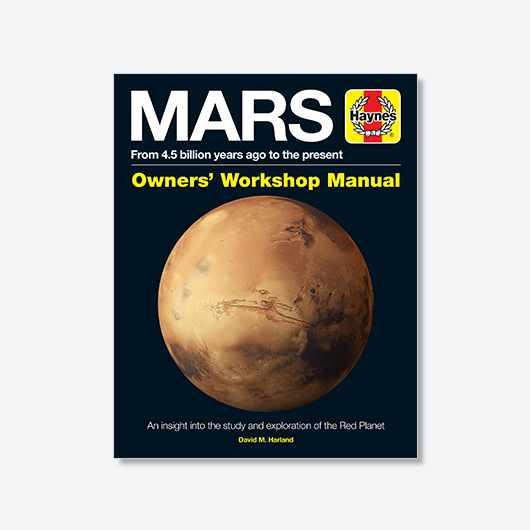 Haynes-MARS-cover