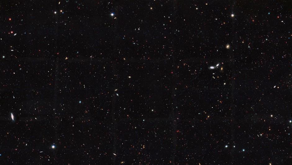 Hubble-ultra-deep-field