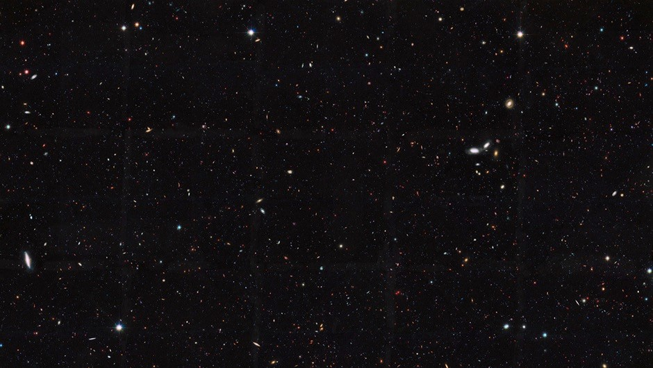 This Hubble Space Telescope view reveals thousands of galaxies across billions of lightyears of space. Might there be a region of the distant Universe where our known laws of physics are hugely different?Credit: NASA, ESA, the GOODS Team, and M. Giavalisco (University of Massachusetts, Amherst)