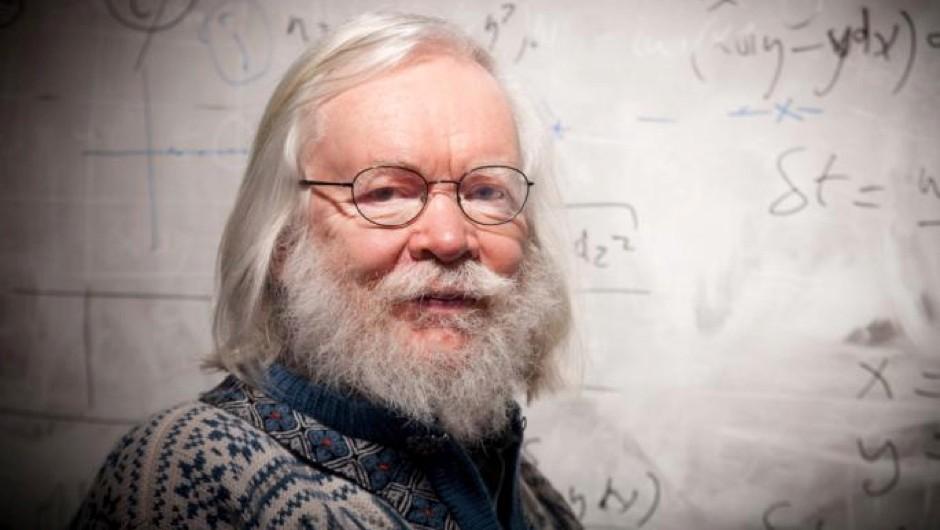 John Ellis - CERN Theoretician