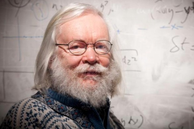 John Ellis - CERN Theoretician
