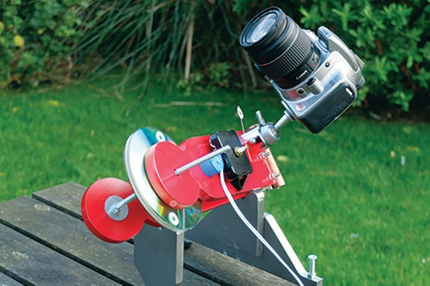 How to build a tabletop tracking mount - skyatnightmagazine