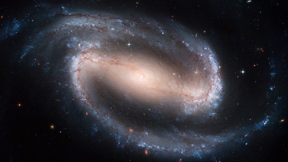 """With the Standard Model we can make stars and planets, but not galaxies.""This image of barred spiral galaxy NGC 1300 was captured by the Hubble Space Telescope.Credit: NASA, ESA, and The Hubble Heritage Team (STScI/AURA)"