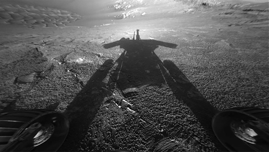 Opportunity-rover-Mars