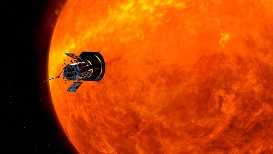 The Parker Solar Probe will study our host star like never before. Find out how in this month's issue of BBC Sky at Night Magazine.Credit: Johns Hopkins University Applied Physics Laboratory