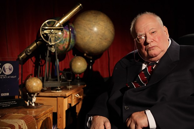 Can you spot each of Patrick Moore's top galaxies to see in the night sky during autumn?