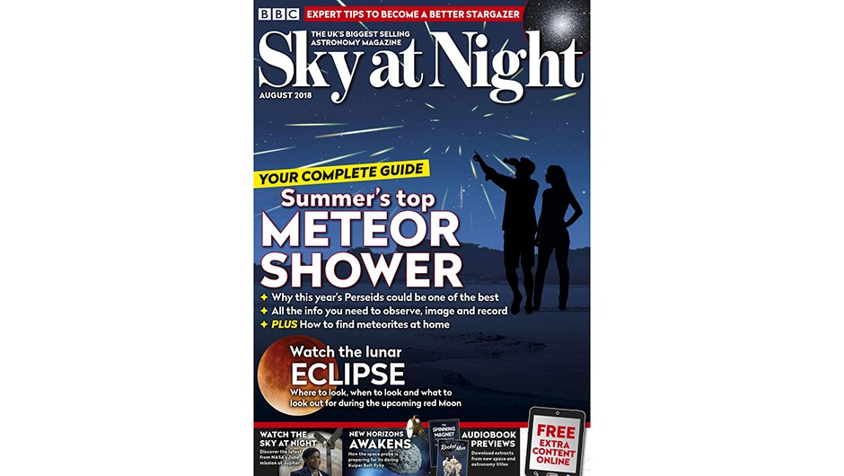 SKY AT NIGHT August 2018