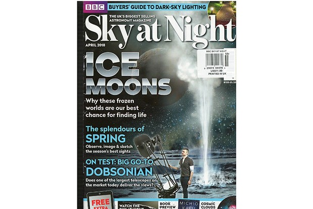 SKYATNIGHT April 2018