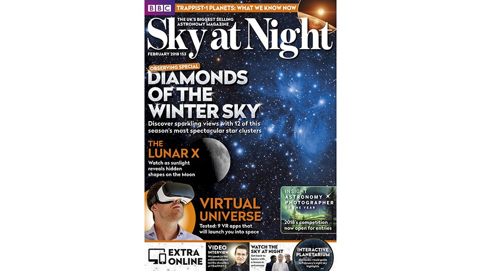 SKYATNIGHT Feb 2018 cover