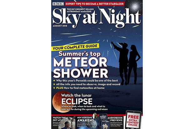 Sky At Night May 2018