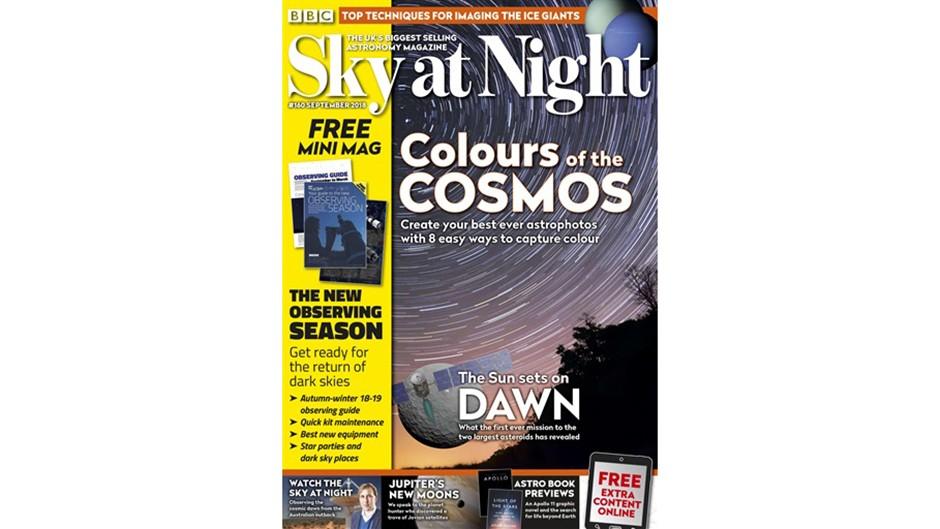 Sky At Night Sept 2018