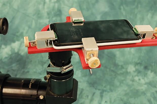 Smartphone-holder-astronomy