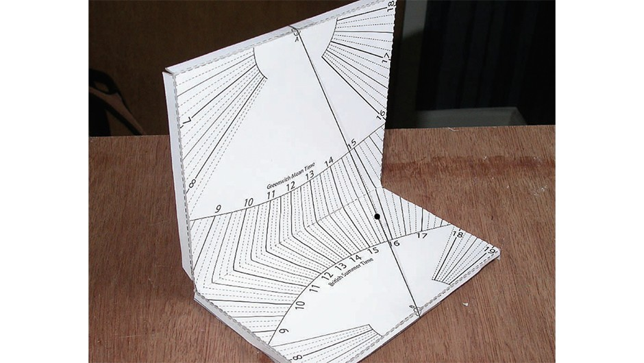 Sundial HEADER