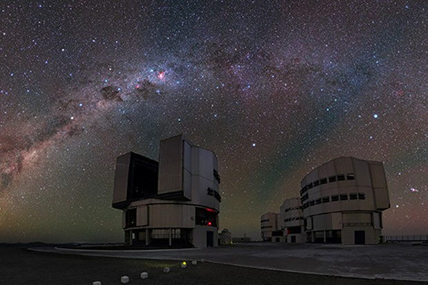 VLT-telescope-Chile