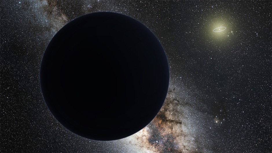 he existance of Planet Nine was first suggested by Konstantin Batygin and Mike Brown in 2016. Several surveys have since launched to search for the planet, but it has not been found. Credit: Caltech/R Hurt (IPAC)