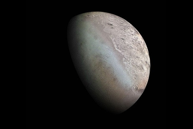 Trident: a new mission to Neptune's moon Triton