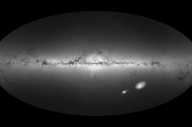 The Gaia satellite has mapped out the position and velocity of over a billion stars