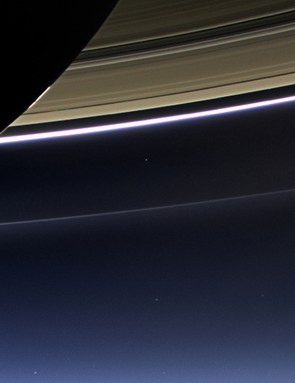 19th July 2013. Rare image of Earth from over 1.4 billion kilometers away, showing us as a tiny spec of dot in the vast openness of space. (Credit: NASA/JPL-Caltech/Space Science Institute)