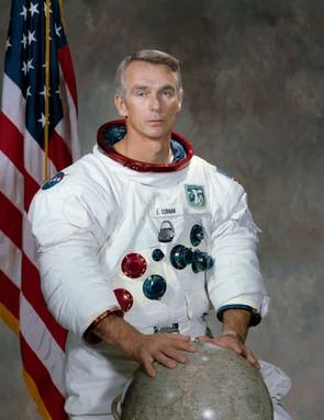 Captain Eugene Cernan, crewmember of NASA's Apollo 10 mission. (NASA)