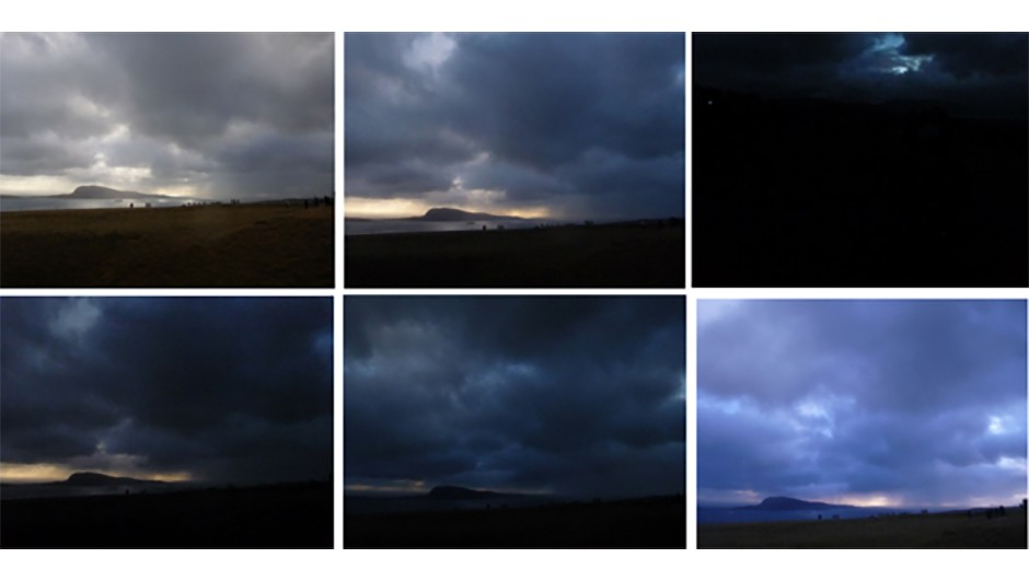 08 Montage of light changes during totality (c) Jamie Carter
