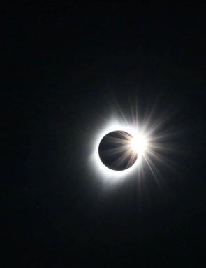Edite Brites  Idaho Falls, Idaho  Equipment: Canon EOS 750 DSLR camera, 250mm lens, solar filter