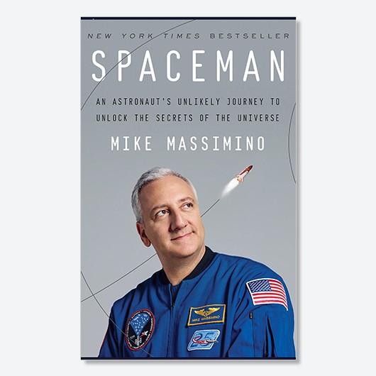 7 SPACEMAN BOOK