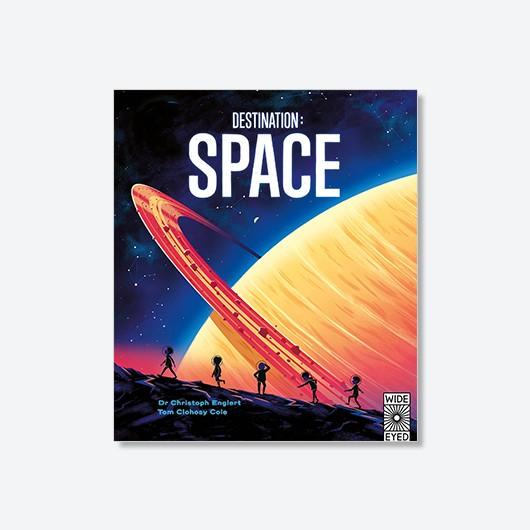 9 DESTINATION SPACE BOOK