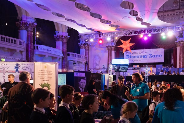 Credit: Cheltenham Science Festival