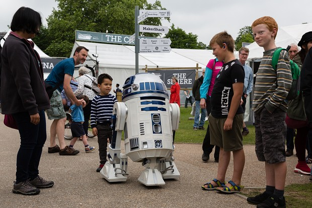 Credit: Cheltenham Science Festival