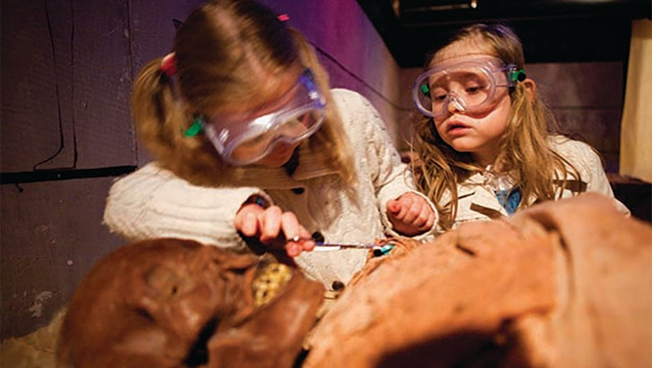 Will this year's festival help inspire the next generation of scientists?Credit: Edinburgh International Science Festival