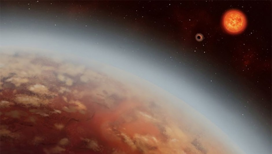 Exoplanet discovery MAIN