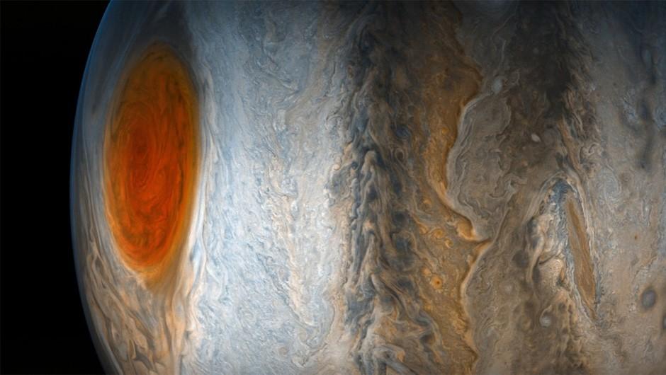 Credit : NASA / SwRI / MSSS / Gerald Eichstädt / Seán Doran