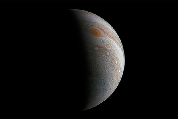 Juno-Jupiter-Great-Red-Spot