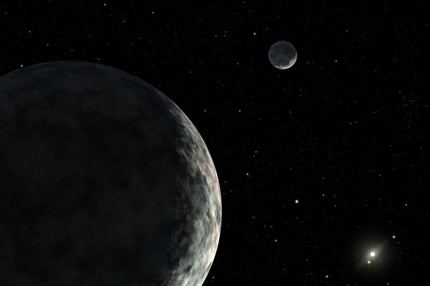 Kuiper Belt objects HEADER