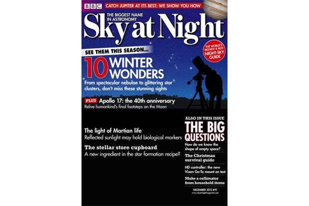 Sky At Night Dec 12
