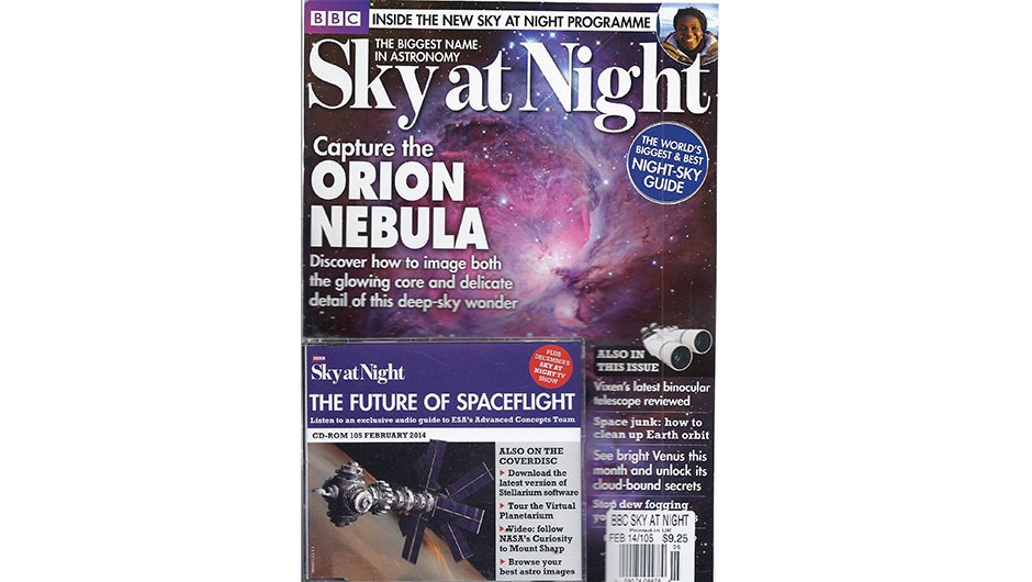 Sky At Night Feb