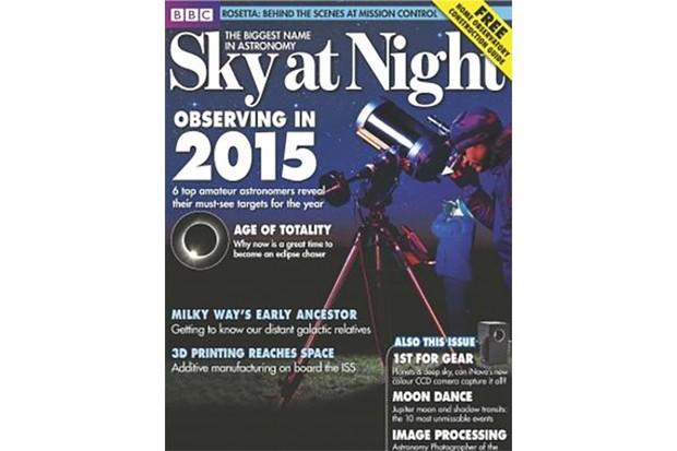 Sky At Night Jan 2015