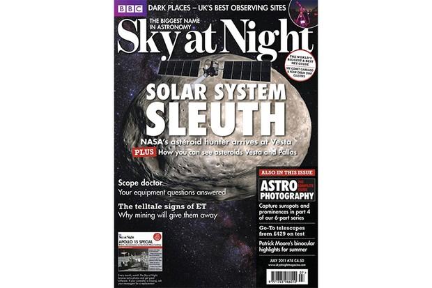 Sky At Night July 2011