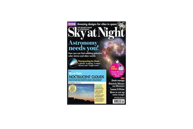 Sky At Night June 2010