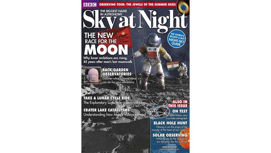 Sky At Night June 2014