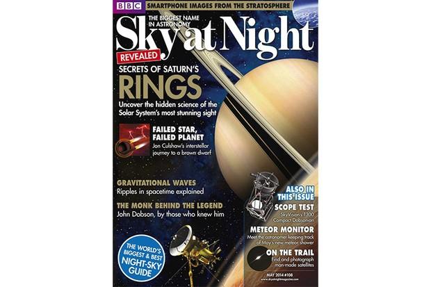 Sky At Night May 14