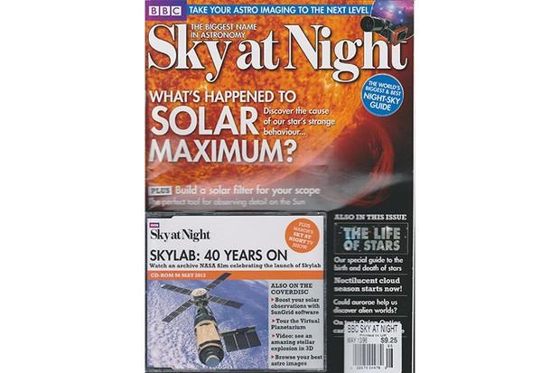 Sky At Night May 2013
