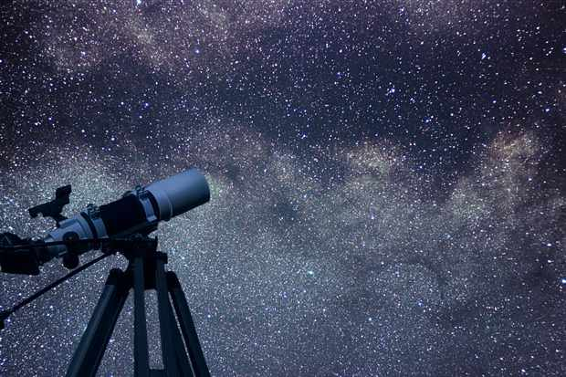 A good telescope combined with excellent viewing conditions away from light pollution will give you incredible views of the night sky. Credit: iStock
